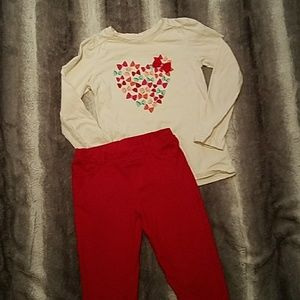Other - Girls Outfit size L (6x)